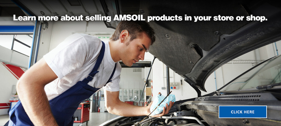 Learn More About Selling AMSOIL